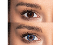 TopVue Color daily - Blue - Graduadas (10 lentillas)