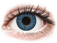 Lentes de contacto TopVue - TopVue Color daily - Sapphire Blue - Graduadas (10lentillas)