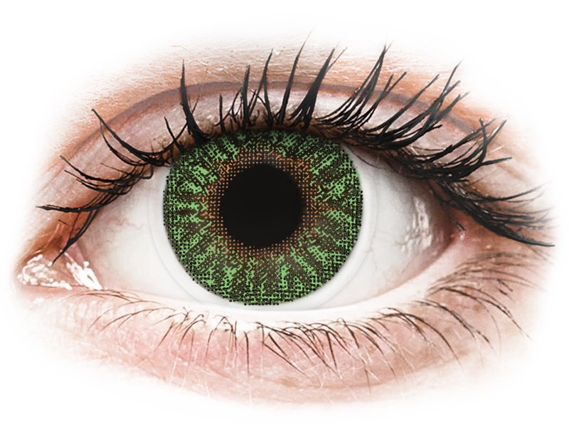 TopVue Color - Green - Graduadas (2 lentillas) - TopVue Color - Green - Graduadas (2 lentillas)
