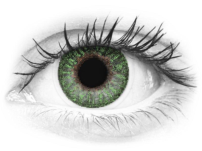 TopVue Color - Green - Graduadas (2lentillas) - TopVue Color - Green - Graduadas (2lentillas)