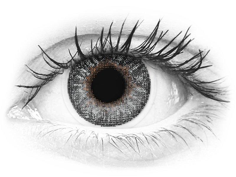 TopVue Color - Grey - Sin graduar (2 lentillas) - TopVue Color - Grey - Sin graduar (2 lentillas)
