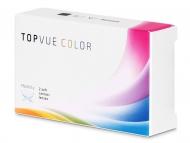 TopVue Color - Grey - Sin graduar (2 lentillas)