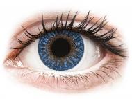 Lentes de contacto TopVue - TopVue Color - True Sapphire - Sin graduar (2 lentillas)