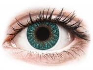 Lentes de contacto TopVue - TopVue Color - Turquoise - Sin graduar (2 lentillas)