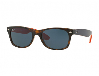 Gafas de sol Classic Way - Ray-Ban New Wayfarer RB2132 6180R5