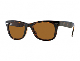 Gafas de sol Wayfarer - Ray-Ban Wayfarer Folding Classic RB4105 710