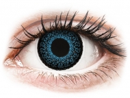 Lentillas de color azul - sin graduación - ColourVUE Eyelush Blue - Sin graduar (2lentillas)