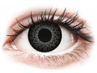 Lentillas de color gris - sin graduación - ColourVUE Eyelush Grey - Sin graduar (2lentillas)