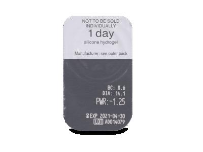 Clariti 1 day (30 lentillas) - Previsualización del blister
