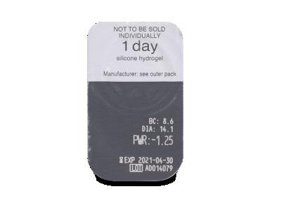 Clariti 1 day (90 lentillas) - Previsualización del blister