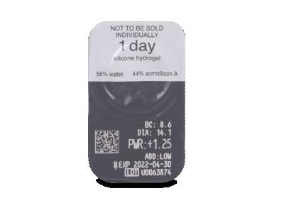 Clariti 1 day multifocal (30 lentillas) - Previsualización del blister