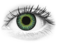 ColourVUE Fusion Green Yellow - Graduadas (2 lentillas)