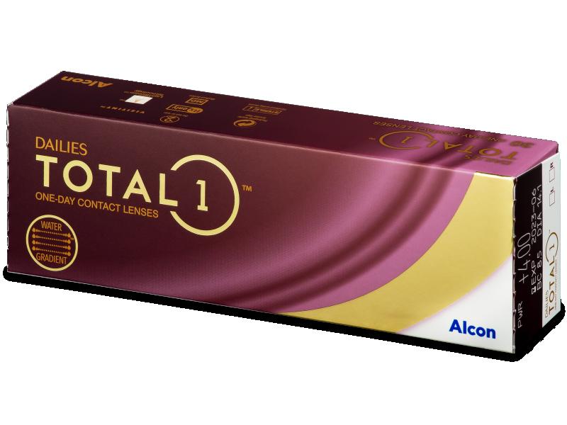 Dailies TOTAL1 (30lentillas) - Lentillas diarias desechables