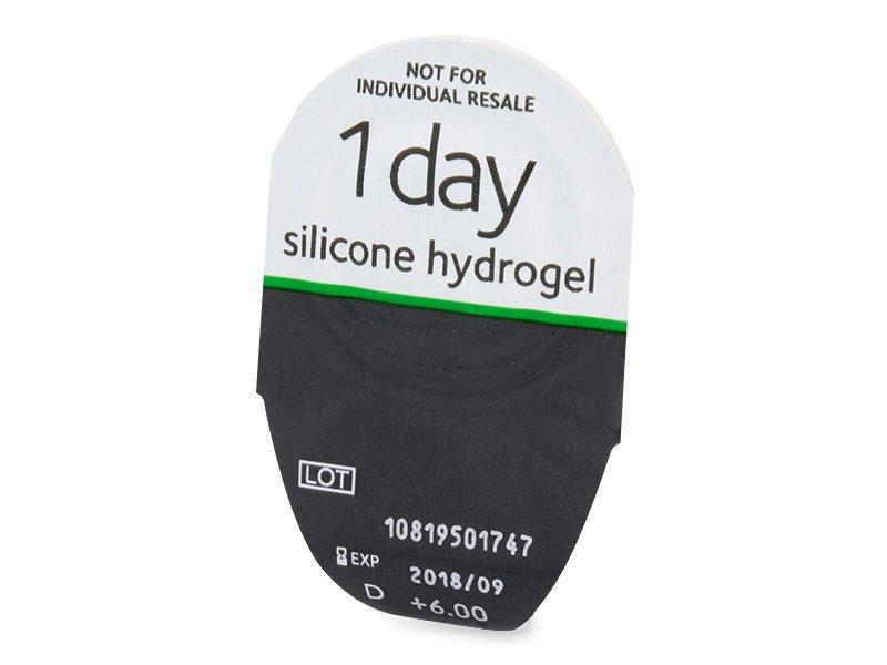 MyDay daily disposable (30lentillas) - Previsualización del blister