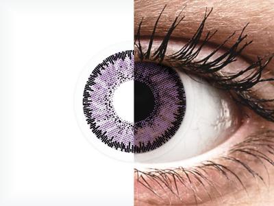 SofLens Natural Colors Indigo - Graduadas (2 lentillas)