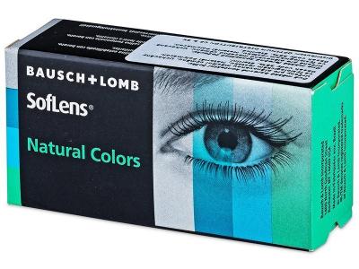 SofLens Natural Colors Indigo - Sin graduar (2 lentillas)