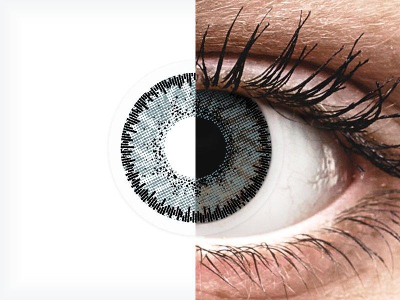 SofLens Natural Colors Platinum - Sin graduar (2 lentillas)