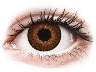 Lentillas CooperVision - Expressions Colors Brown - Sin graduar (1 lentilla)