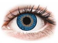 Lentillas CooperVision - Expressions Colors Dark Blue - Sin graduar (1 lentilla)