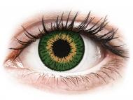 Lentillas CooperVision - Expressions Colors Green - Sin graduar (1 lentilla)