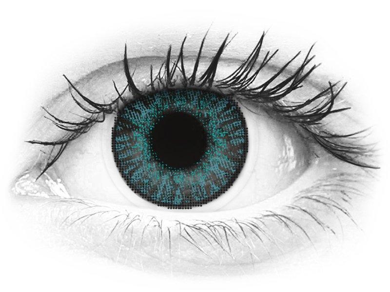 a0a1b3dc45 FreshLook ColorBlends Brilliant Blue – Graduadas (2 lentillas ...
