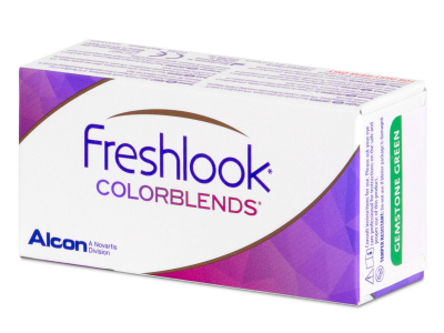 FreshLook ColorBlends True Sapphire - Sin graduar (2 lentillas)