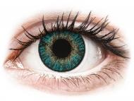 Lentillas de colores Freshlook - FreshLook ColorBlends Turquoise - Sin graduar (2 lentillas)