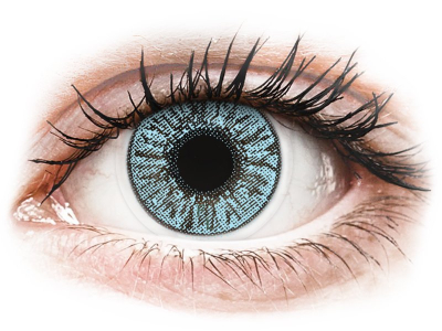 FreshLook Colors Blue - Sin graduar (2 lentillas)