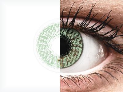 FreshLook Colors Green  - Sin graduar (2 lentillas)