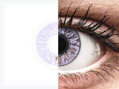 FreshLook Colors Violet - Sin graduar (2 lentillas)