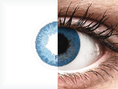 FreshLook Dimensions Pacific Blue - Graduadas (6 lentillas)