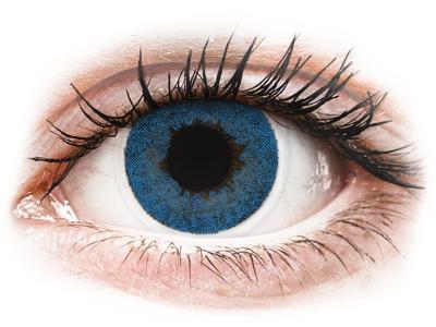 FreshLook Dimensions Pacific Blue - Sin graduar (2 lentillas)