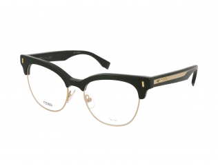 Gafas graduadas Browline - Fendi FF 0163 VJG