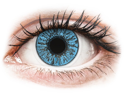 FreshLook Colors Sapphire Blue - Sin graduar (2 lentillas)