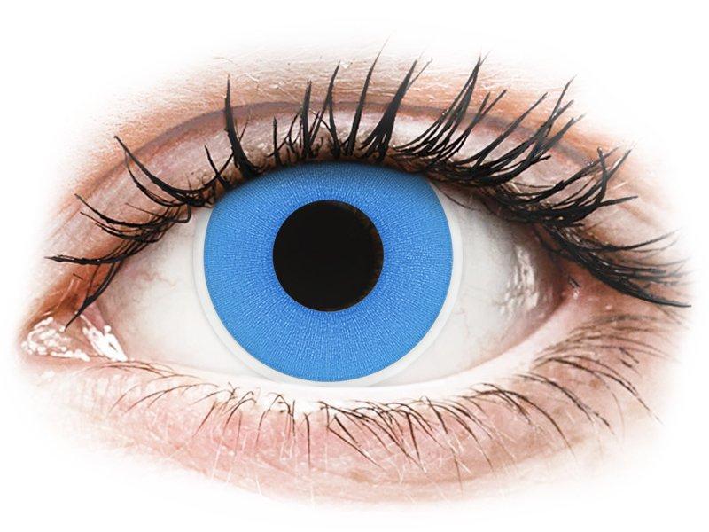 ColourVUE Crazy Lens - Sky Blue - Diarias sin graduar (2 lentillas)