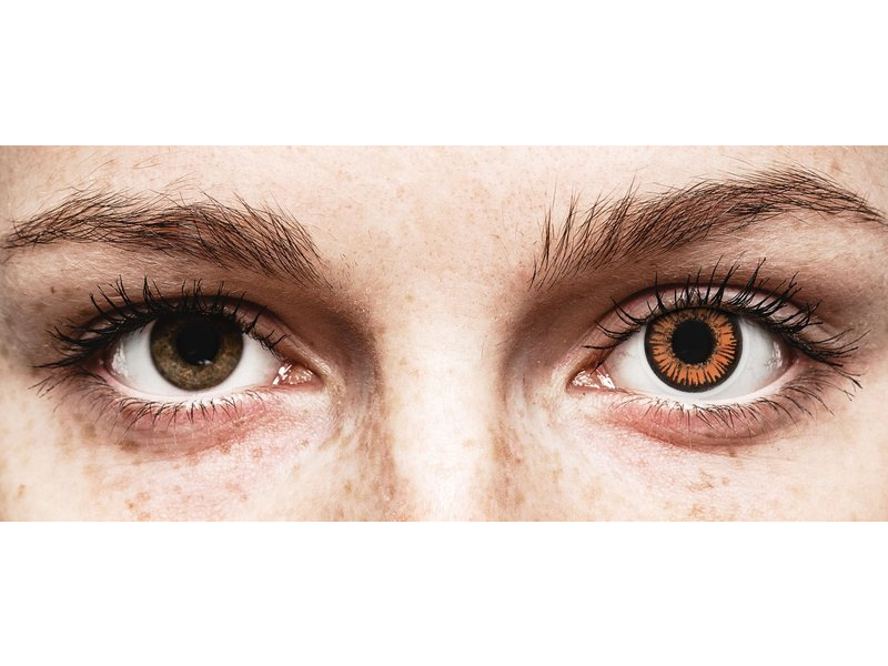 ColourVUE Crazy Lens - Twilight - Diarias sin graduar (2 lentillas)