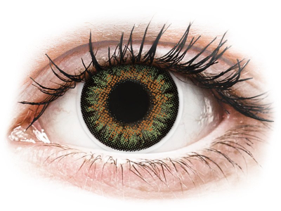 ColourVue One Day TruBlends Green - Graduadas (10 lentillas)