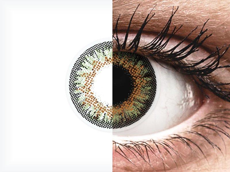 ColourVue One Day TruBlends Green - Graduadas (10 lentillas) - ColourVue One Day TruBlends Green - Graduadas (10 lentillas)