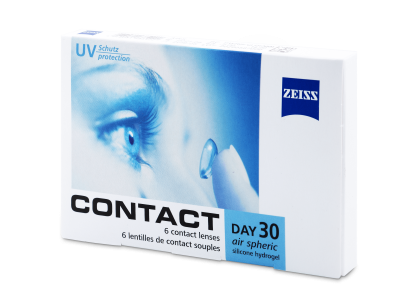 Zeiss Contact Day 30 Air (6 lentillas)