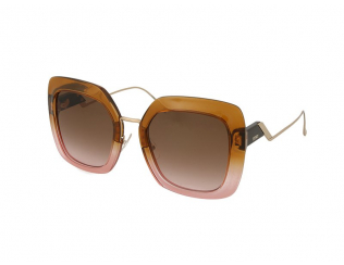Gafas de sol Talla grande - Fendi FF 0317/S DQ2/M2