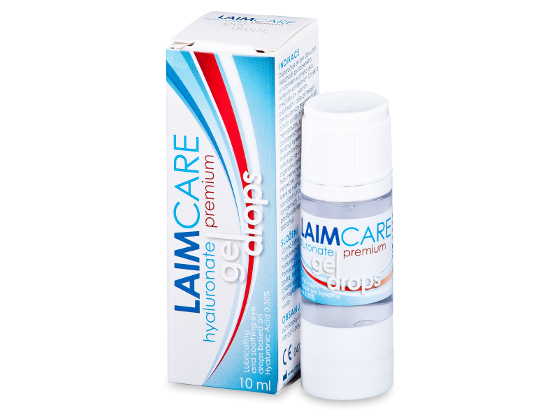 Laim-Care Gel gotas oculares 10 ml