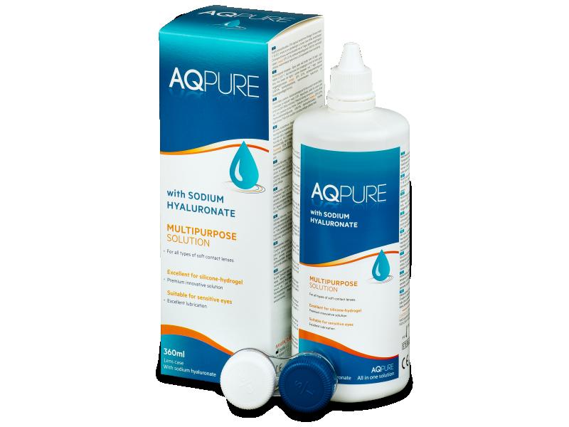 Líquido AQ Pure 360ml  - líquido de limpieza