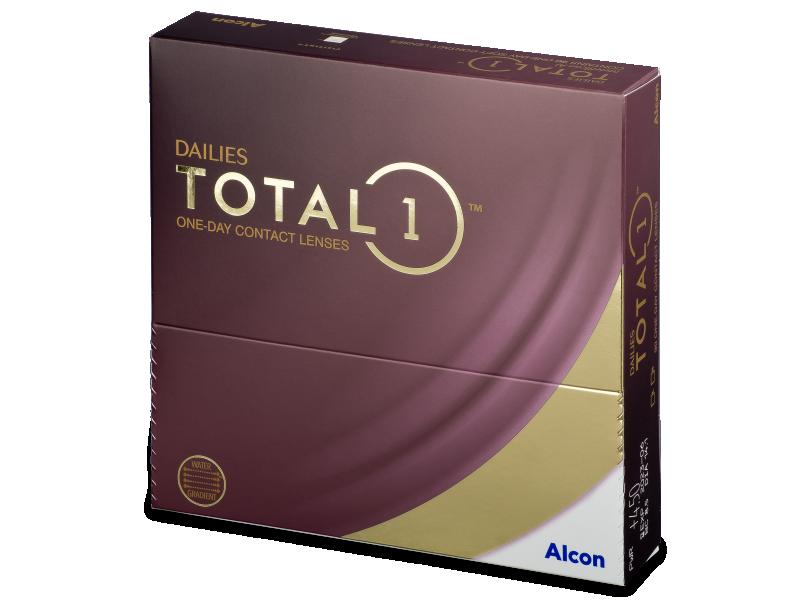 Dailies TOTAL1 (90lentillas) - Lentillas diarias desechables