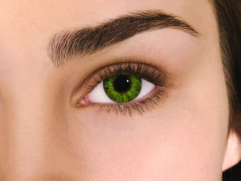 Air Optix Colors - Graduadas (2 lentillas) - Gemstone Green