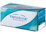 Lentillas Alcon - FreshLook Dimensions Graduadas (6lentillas)