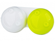 Estuche de lentillas - Estuche de lentillas 3D - verde