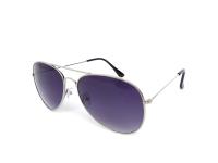 Gafas de sol Alensa Pilot Silver