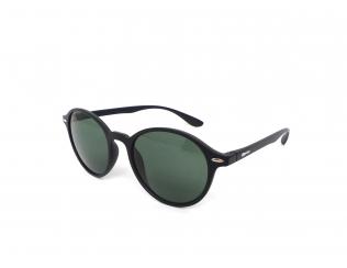 Gafas de sol Redonda - Gafas de sol Alensa Retro Black