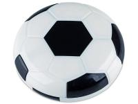 Estuche de lentillas Fútbol - Negro