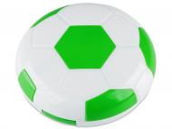 Estuche de lentillas con espejo - Estuche de lentillas Fútbol - Verde
